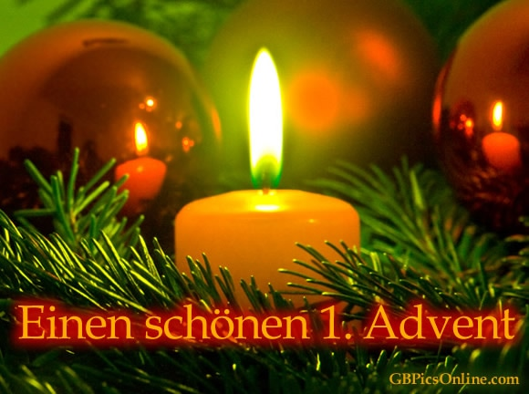 1. Advent GB Pic : 1