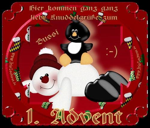 Lustige 1. Advent Bilder