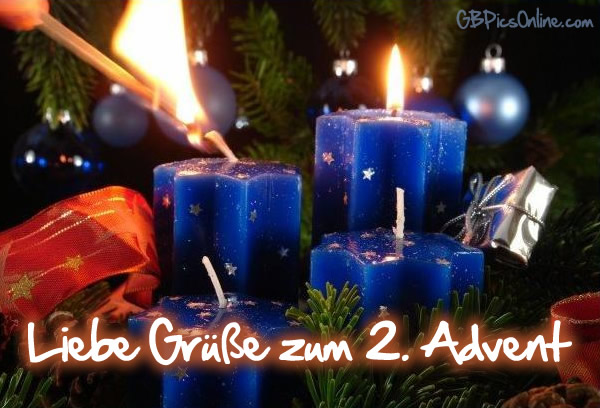 Bilder Zum 2. Advent
