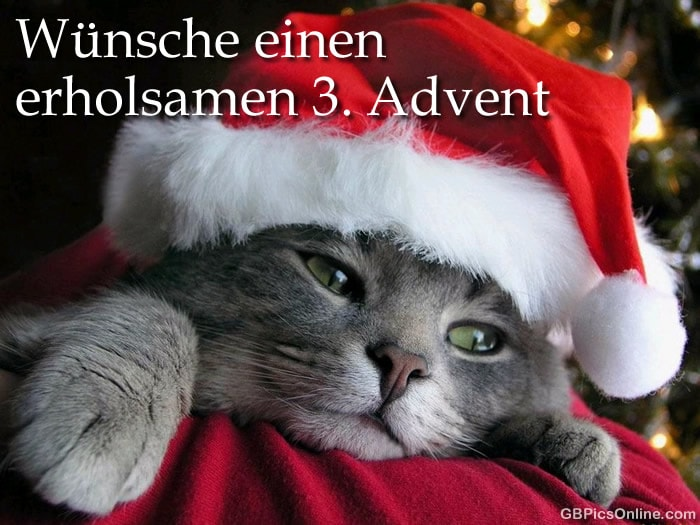 whatsapp 3. advent