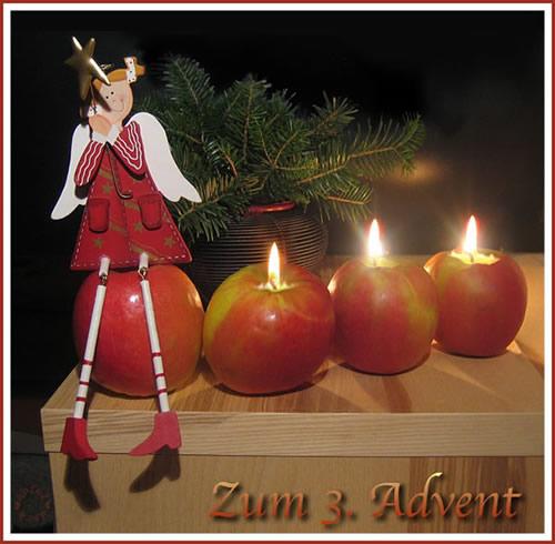 Zum 3. Advent
