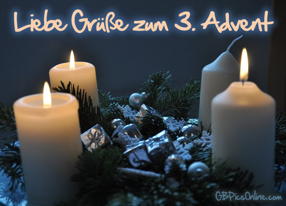 3 Advent 2017 Sprüche