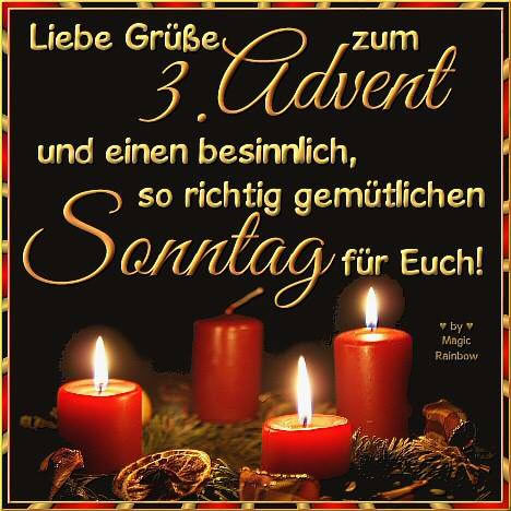 3. Advent bild 5