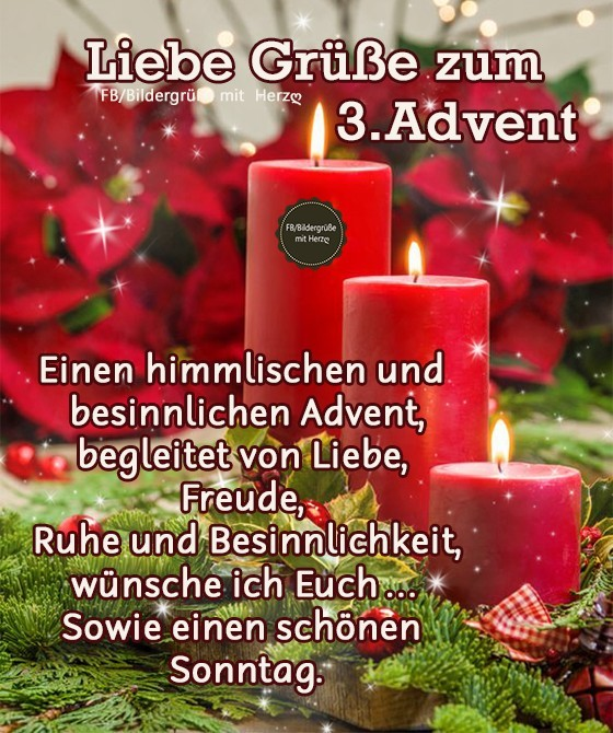3. Advent bild #26637
