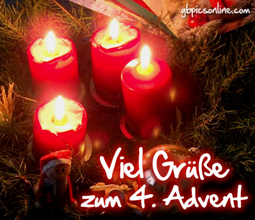 4 Advent Bilder 4 Advent Gb Pics Gbpicsonline