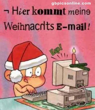 Hier kommt meine Weihnachts...