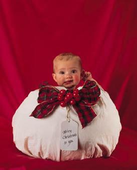 Ahnungsloses Baby wird zum...