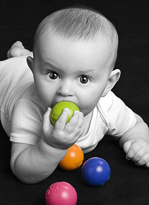 Baby zweckentfremdet sein...