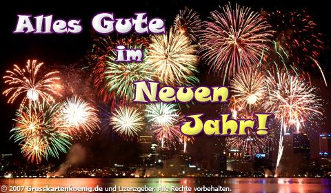Frohes Neues Jahr bild 8