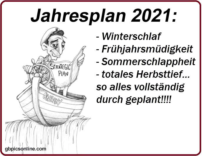 Jahresplan 2021...