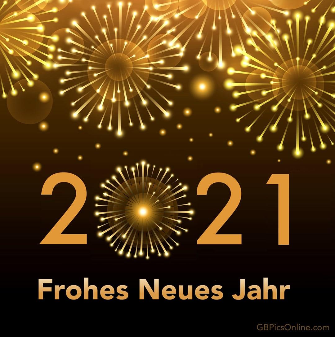2021 - Frohes neues Jahr