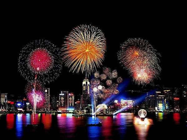 Feuerwerk bild #23774