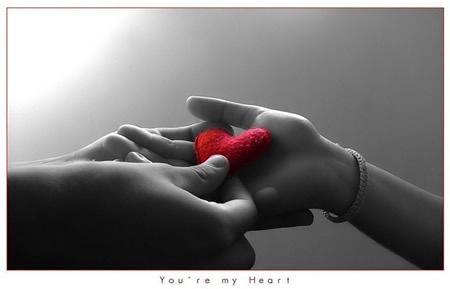 Die Herzensübergabe