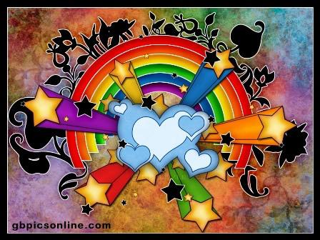 Regenbogen bild #7697