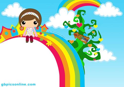 Regenbogen bild 5