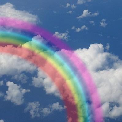 Regenbogen bild 1