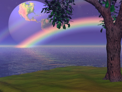 Regenbogen bild 2