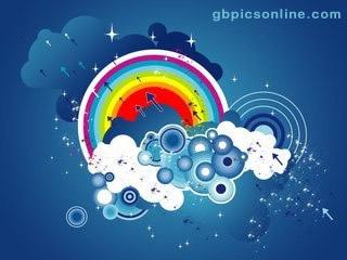 Regenbogen bild 12