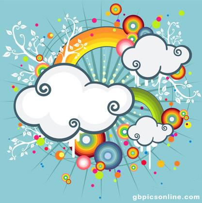 Regenbogen bild #7892