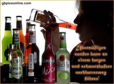 Alkohol und Party 9