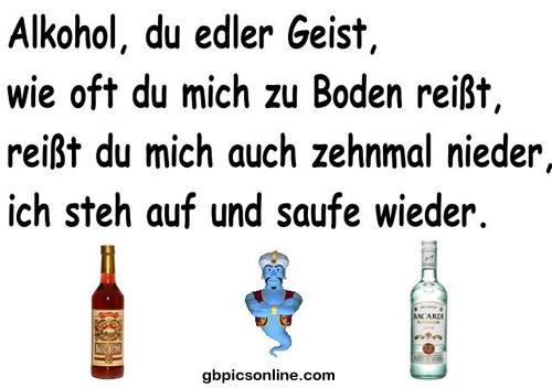 Alkohol und Party 6
