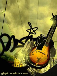 Gitarre 8