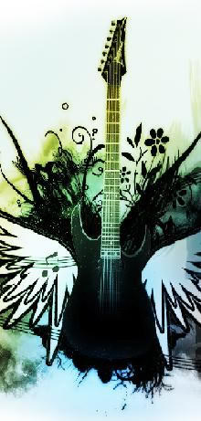 Gitarre 10