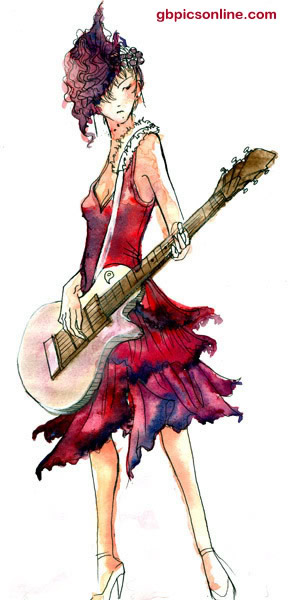 Gitarre bild 5