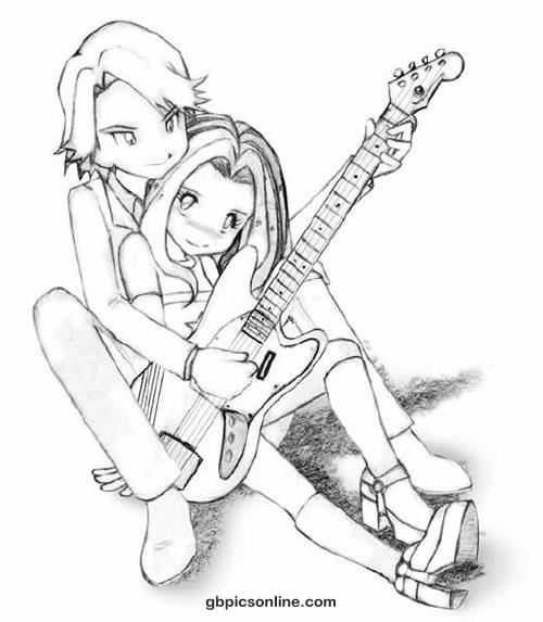 Gitarre bild 2