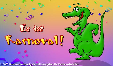 Es ist Karneval!
