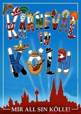 Karneval in Köln!