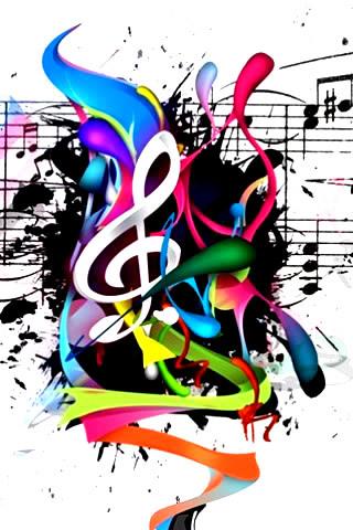 Farbenspiel der Musik