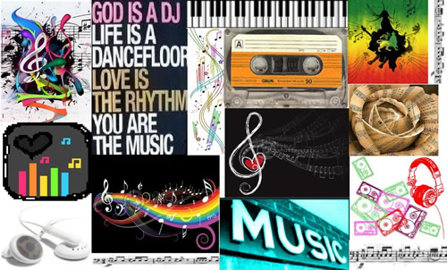 Facettenreiche Musik-Collage