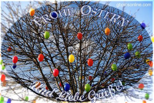Frohe Ostern und liebe...
