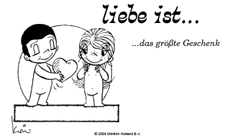 Liebe ist... das größte Geschenk