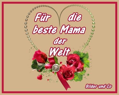 Für die beste Mama der...