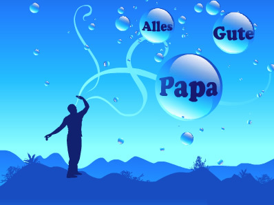 Alles gute Papa!