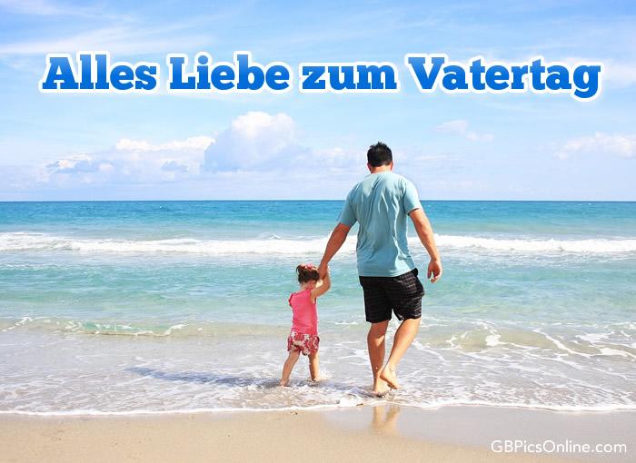 Alles Liebe zum Vatertag