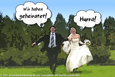 Hochzeit bild 1