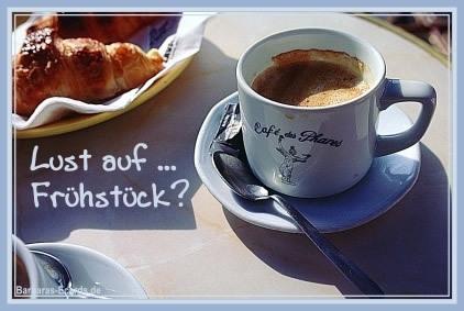 Lust auf... Frühstück?