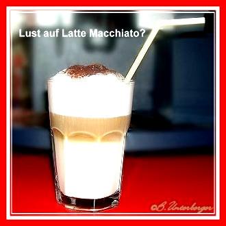 Lust auf Latte Macchiato?