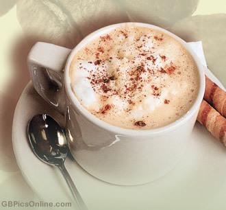 Schmackhafter Kaffee