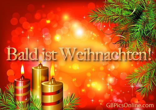 Bald Ist Weihnachten bild 3