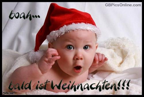 Boah... bald ist Weihnachten!!!