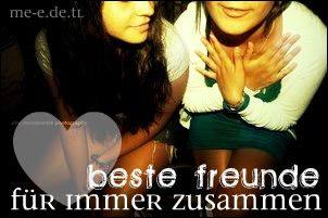 Beste Freunde, für immer...