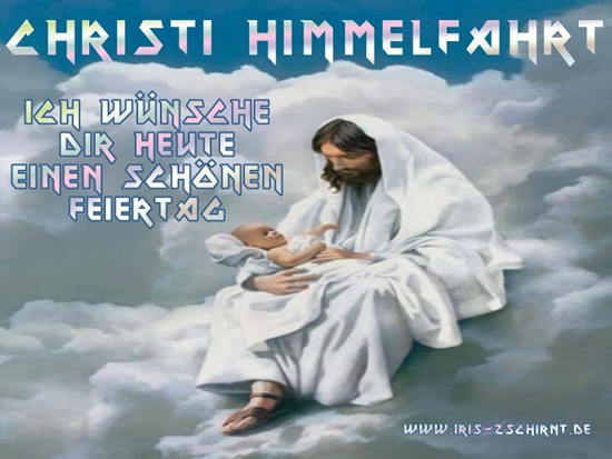 Christi Himmelfahrt bild