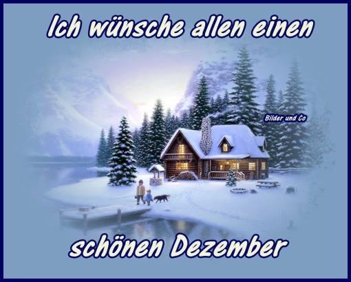 Ich wünsche allen einen schönen Dezember. - Bild #24969 ...