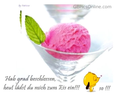 Eis Essen GB Pics