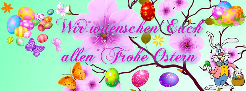 Frohe ostern wunsche facebook