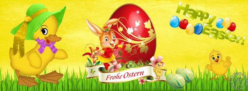 Facebook Titelbilder Ostern bild 6